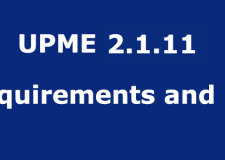 UPME 2.1.11 – System Requirements and Changelog