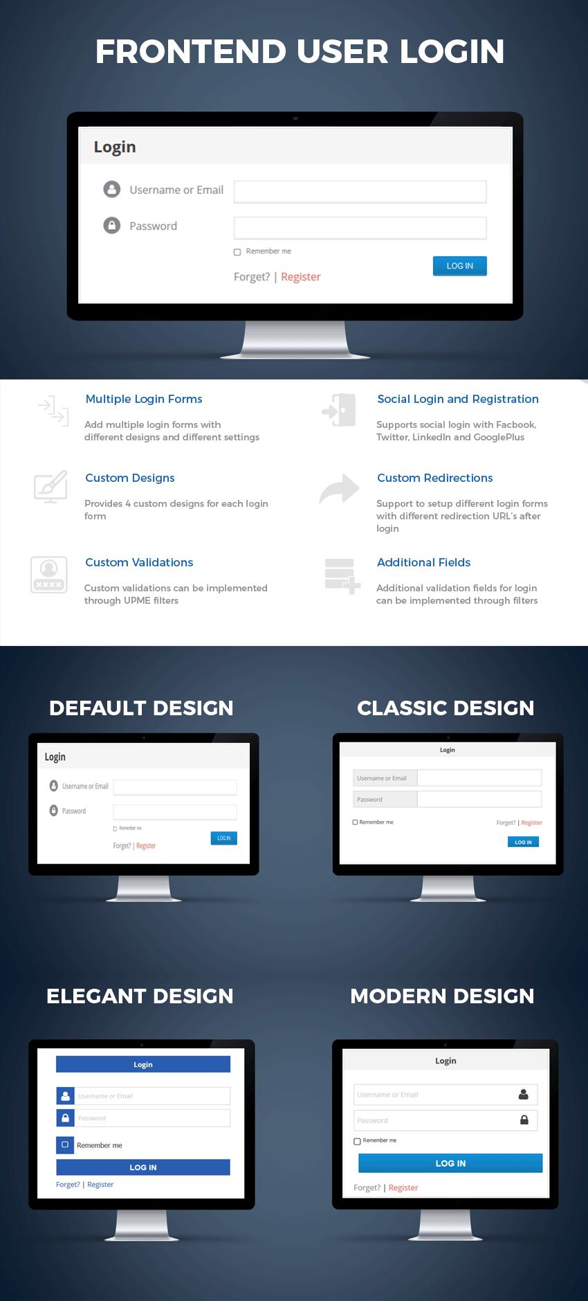 User Profiles Made Easy - WordPress Plugin 17