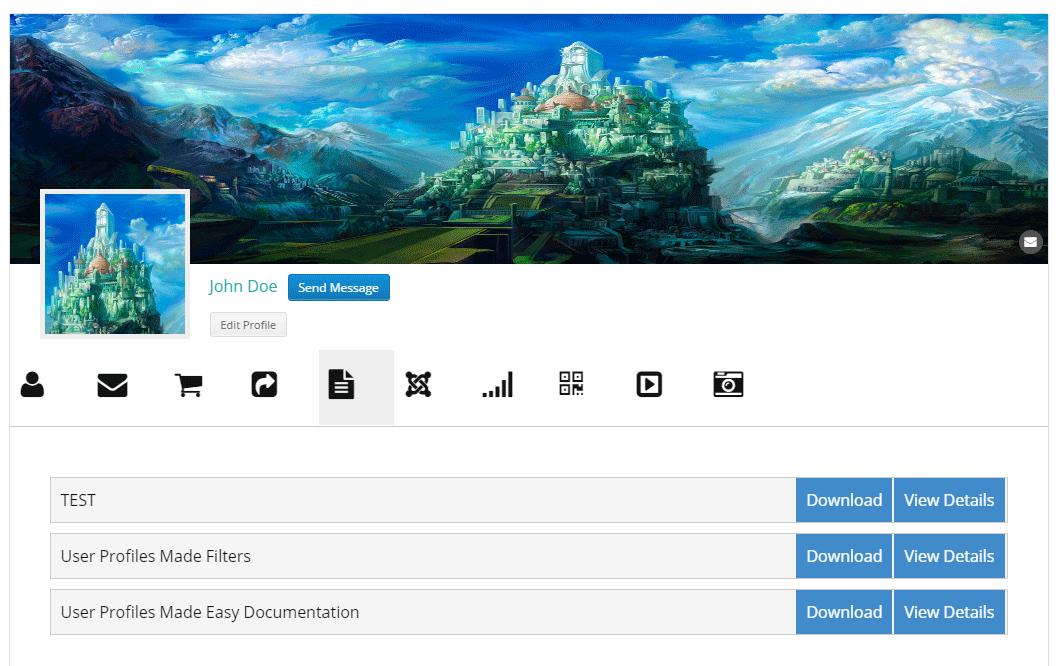 User Profiles Made Easy - WordPress Plugin 216