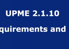 UPME 2.1.10 – System Requirements and Changelog